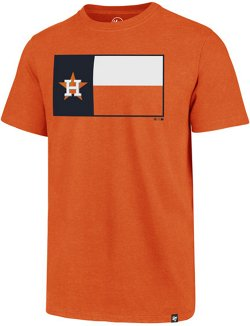 '47 Men's Houston Astros State Flag Regional Club Short Sleeve T-Shirt