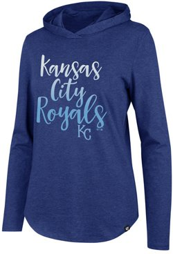 '47 Kansas City Royals Women's Club Hoodie