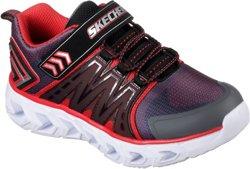 SKECHERS Boys' S Lights Hypo-Flash 2.0 Shoes