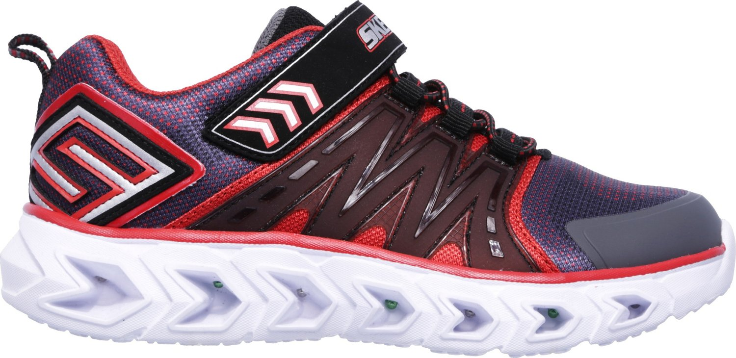 SKECHERS Boys' S Lights Hypo-Flash 2.0 Shoes - view number 2
