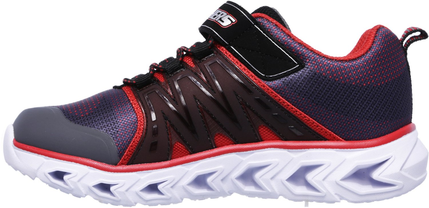 SKECHERS Boys' S Lights Hypo-Flash 2.0 Shoes - view number 1