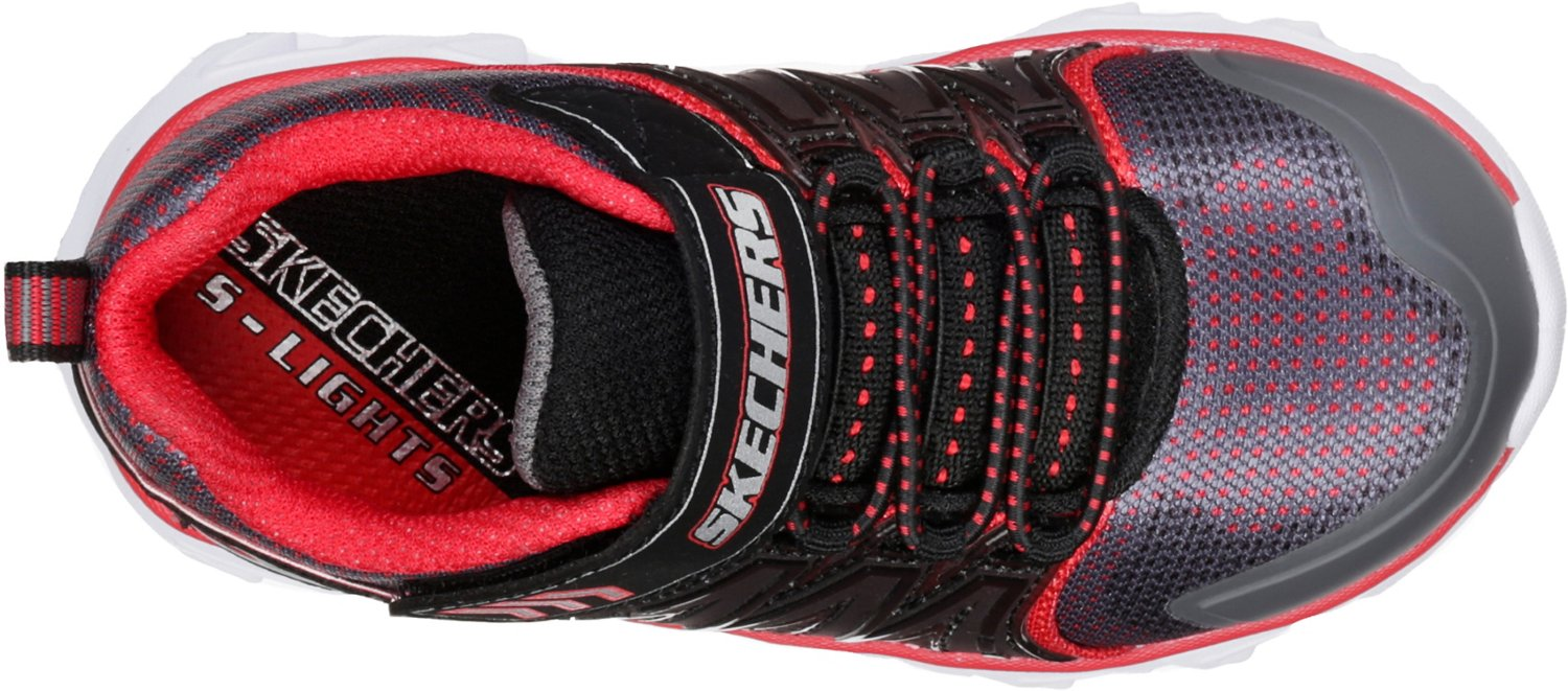 SKECHERS Toddler Boys' S Lights Hypo-Flash 2.0 Shoes - view number 5