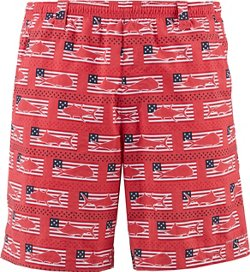 Columbia Sportswear Men's PFG Backcast II Printed Swim Trunk