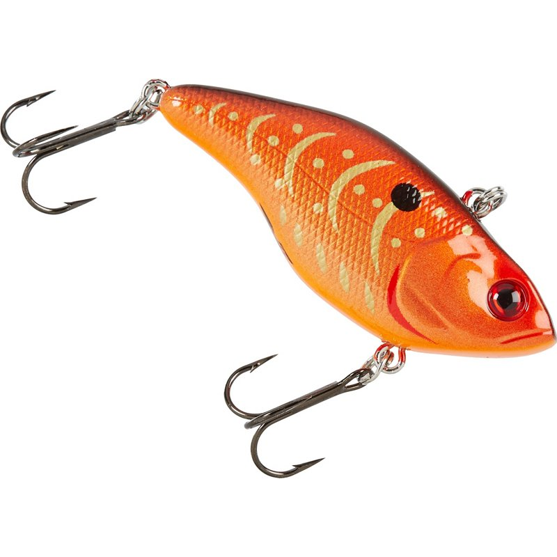 H2O XPRESS LCR 3/8 oz. Lipless Crankbait Red – Fresh Water Hard Baits at Academy Sports