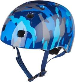 Schwinn Boys' Burst Camo Multisport Helmet