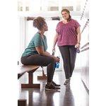 BCG Women's Basic Plus Size Training Legging - view number 3