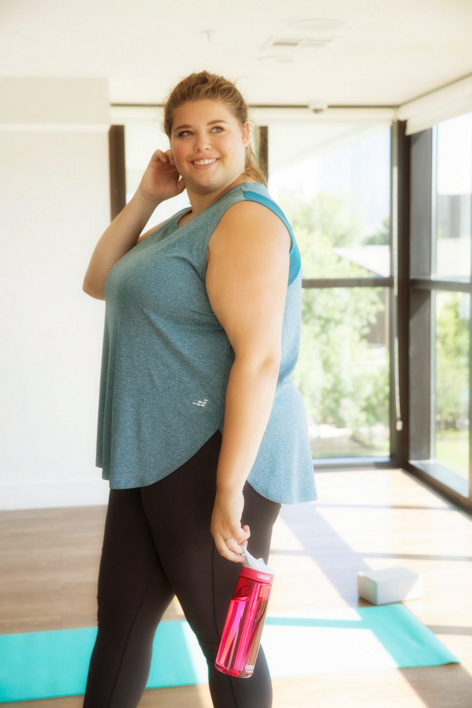 BCG Women's Basic Plus Size Training Legging - view number 6