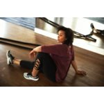 BCG Women's Tummy Control Lattice Plus Size 7/8 Legging - view number 6
