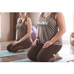 BCG Women's Tummy Control Lattice Plus Size 7/8 Legging - view number 5