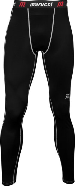 Marucci Men's Compression Baseball Training Tights