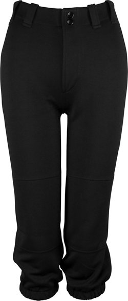Women's Softball Double-Knit Pants