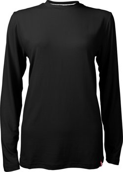 Women's Long Sleeve Performance Softball T-shirt