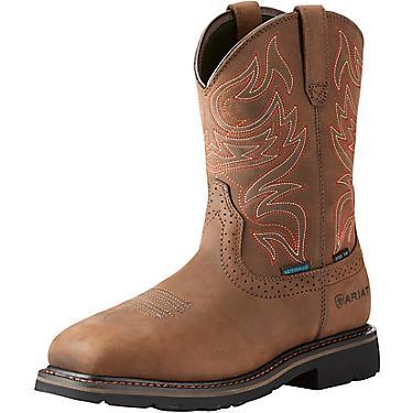 4dbf08f4c7a Ariat Men's Sierra Delta EH Steel Toe Wellington Work Boots