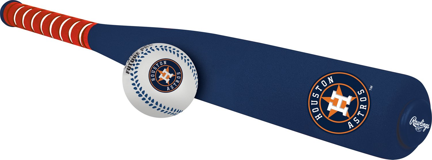 Display product reviews for Rawlings Houston Astros Softee Mini Bat and Ball Set