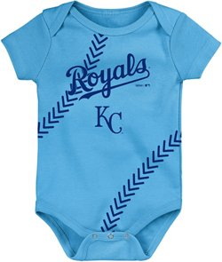 MLB Infants' Kansas City Royals Fan-Tastic Creeper