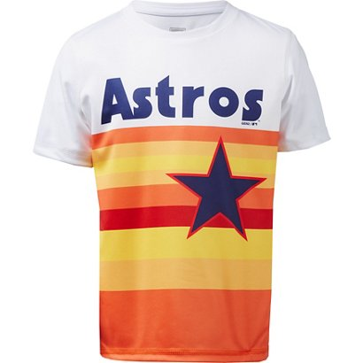7cb23cb030ce MLB Boys  Houston Astros Cooperstown Jersey T-shirt