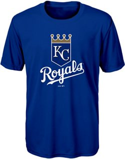 MLB Boys' Kansas City Royals Primary Logo T-shirt
