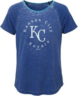 MLB Girls' Kansas City Royals Dugout Diva T-shirt