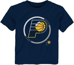 NBA Toddlers' Indiana Pacers Double Slice Short Sleeve T-shirt
