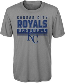 MLB Boys' Kansas City Royals Digital Score T-shirt