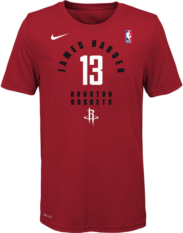 343259c6b319 Nike Boys  Houston Rockets James Harden 13 Essential Player T-shirt ...
