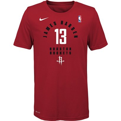 64bb9b2359b ... Nike Boys  Houston Rockets James Harden 13 Essential Player T-shirt.  Rockets Clothing. Hover Click to enlarge