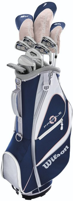 Women's Profile XD Cart Golf Club Set