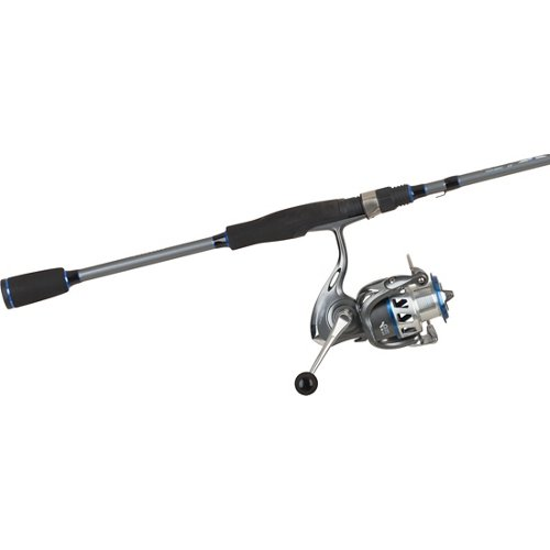 H2O XPRESS Mettle 6 ft 6 in M Spinning Rod and Reel Combo