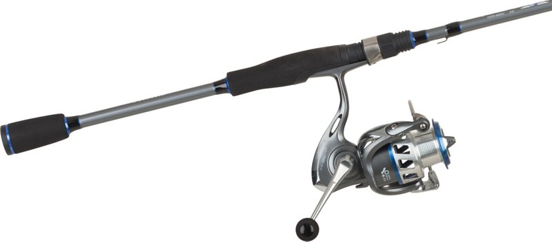 H2O XPRESS Mettle 6 ft 6 in M Spinning Rod and Reel Combo, 30 – Spinning Combos at Academy Sports