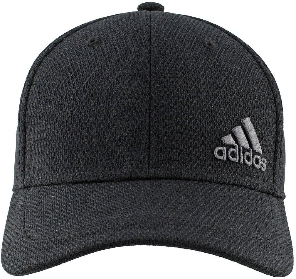 e5ca6e5a615 adidas Men s Release Stretch Fit Cap