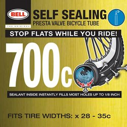 Presta 48 mm 700c x 28 - 35c Self-Seal Tube