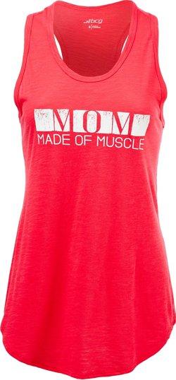 BCG Women's MOM Athletic Tank Top