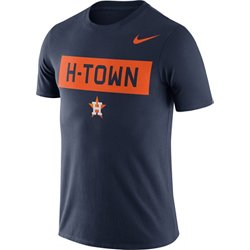 Men's Houston Astros Wordmark Local T-shirt