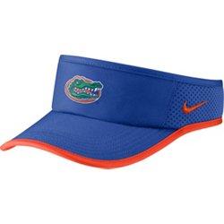online store ba074 d22b7 Nike Men s University of Florida Dri-FIT Featherlight Visor