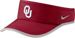 Nike Men's University of Oklahoma Dri-FIT Featherlight Visor