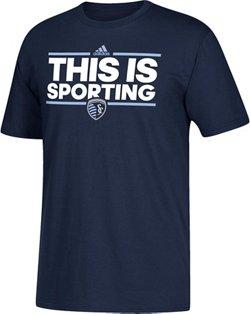 adidas Men's Sporting Kansas City Dassler Local T-shirt