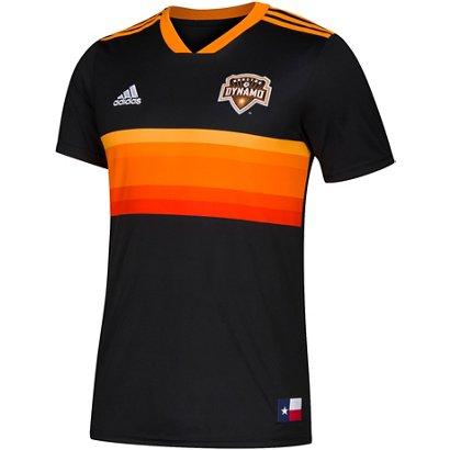 50861074e94 adidas Men's Houston Dynamo Replica Jersey | Academy