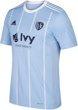 adidas Men's Sporting Kansas City Replica Jersey