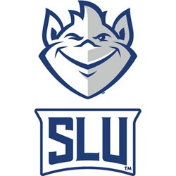 St. Louis University Logo Decals 2-Pack