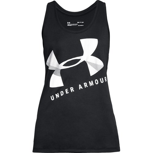 Under Armour Women's Tech Graphic Tank Top