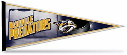 Nashville Predators 12 in x 30 in Pennant