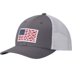 Boys' Fish Flag Snapback Baseball Cap