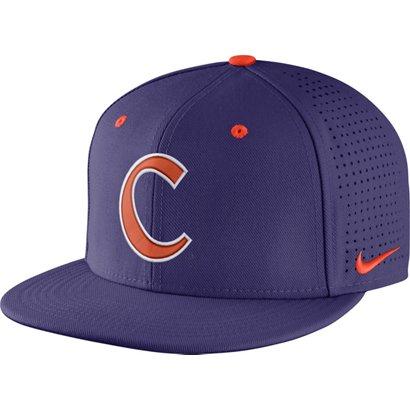 Nike Men s Clemson University Aerobill True Fit Cap  431438a3d44