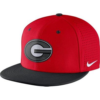 Nike Men s University of Georgia Aerobill True Fit Cap  75519b821393