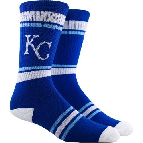 PKWY Men's Kansas City Royals Crew Sock