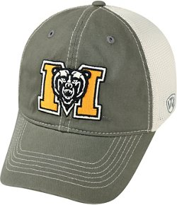 Top of the World Adults' Mercer University Putty 2-Tone Cap