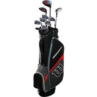 Wilson Teens Ultra BLK 18 Golf Club Set