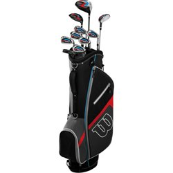 Teens Ultra BLK 18 Golf Club Set