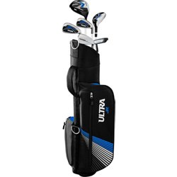Juniors' Ultra BLK 18 LG Golf Club Set