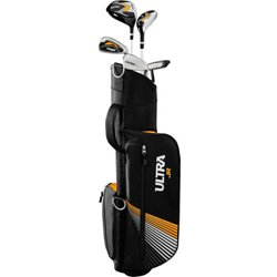 Juniors' Ultra BLK 18 MD Golf Club Set